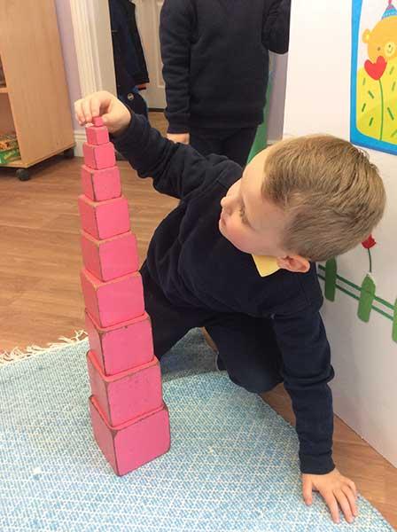 Abut Bridgets Montessori Building Blocks